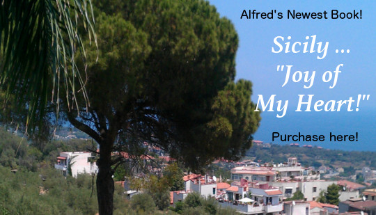 Alfred Zappala - Sicily Joy Of My Heart