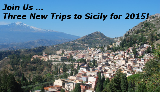 Travel to Italy & Sicily
